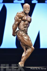Shaun Clarida - 212 Bodybuilding - 2016 Olympia