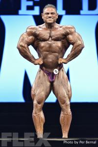 Dobri Delev - 212 Bodybuilding - 2016 Olympia