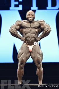 Charles Dixon - 212 Bodybuilding - 2016 Olympia