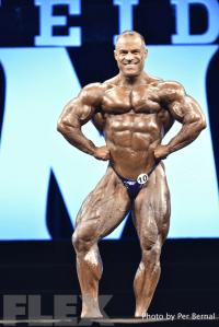 Mark Dugdale - 212 Bodybuilding - 2016 Olympia