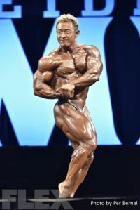 Kim Jun Ho - 212 Bodybuilding - 2016 Olympia