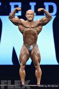 Vojtech Koritensky - 212 Bodybuilding - 2016 Olympia