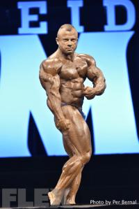 Andrej Mozolani - 212 Bodybuilding - 2016 Olympia