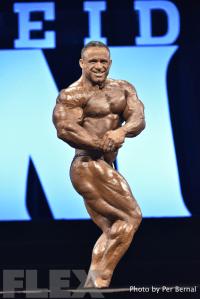 Jose Raymond - 212 Bodybuilding - 2016 Olympia