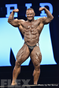 Ronny Rockel - 212 Bodybuilding - 2016 Olympia