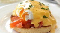 Morning Masterpiece: Prosciutto & Eggs Benedict