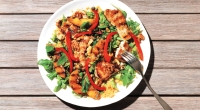 A Protein Packed Salad You Can Actually Enjoy