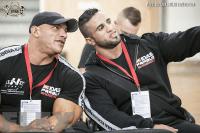 Athlete Check Ins - 2016 IFBB EVLS Prague Pro
