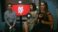 WWE's Bella Twins Get Personal with M&F