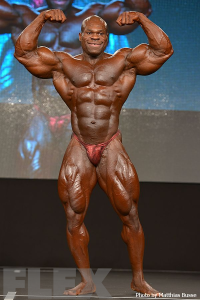 Lionel Beyeke - Open Bodybuilding - 2016 Joe Weider's Olympia Europe