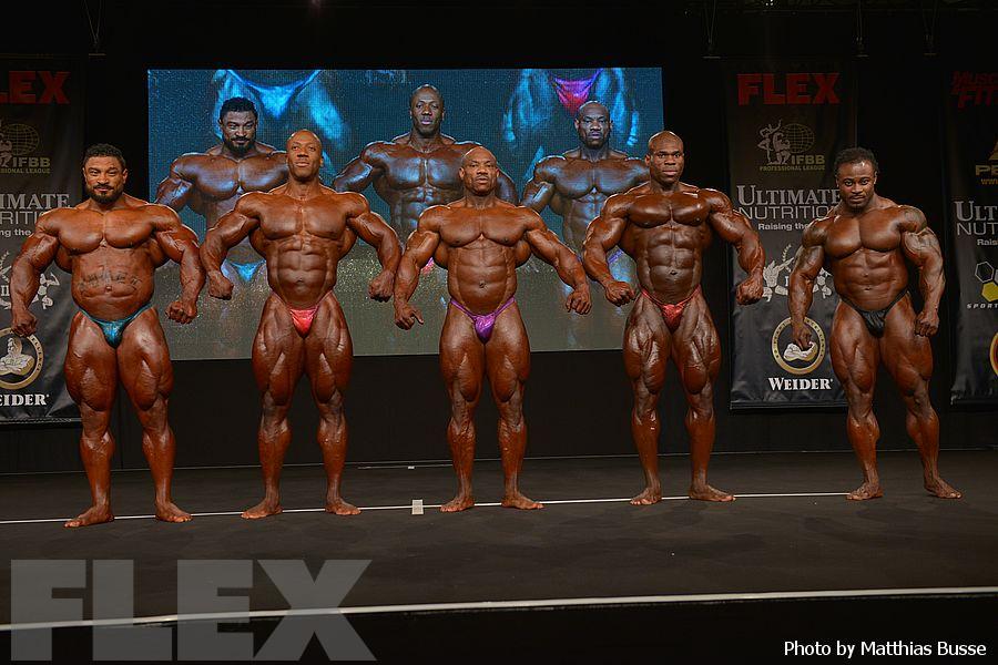 Open Bodybuilding Final Posedown Awards 2016 Joe Weider S Olympia Europe Muscle Fitness