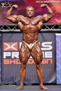 Dalibor Hajek - Open Bodybuilding - 2016 IFBB EVLS Prague Pro