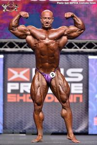 Petar Klancir - Open Bodybuilding - 2016 IFBB EVLS Prague Pro