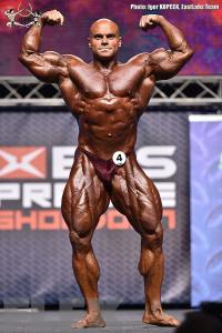 Lukas Osladil - Open Bodybuilding - 2016 IFBB EVLS Prague Pro
