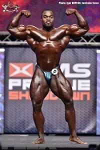 Brandon Curry - Open Bodybuilding - 2016 IFBB EVLS Prague Pro