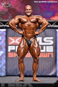 Josh Lenartowicz - Open Bodybuilding - 2016 IFBB EVLS Prague Pro