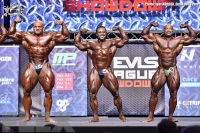 Comparisons - Open Bodybuilding - 2016 IFBB EVLS Prague Pro