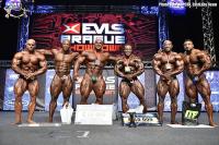 Awards - Open Bodybuilding - 2016 IFBB EVLS Prague Pro