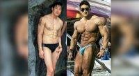 Amazing Transformation of Korean Bodybuilder Hwang Chul Soon