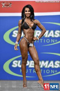 Jaana Malytcheva - Bikini - 2016 IFBB Nordic Pro