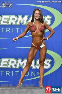 Yana Kuznetsova - Bikini - 2016 IFBB Nordic Pro