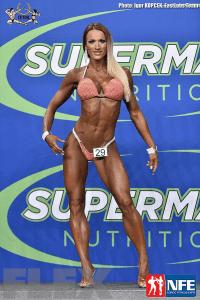 Diana Salamon - Bikini - 2016 IFBB Nordic Pro