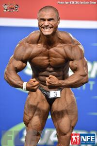 Arkadii Velichko - Open Bodybuilding - 2016 IFBB Nordic Pro