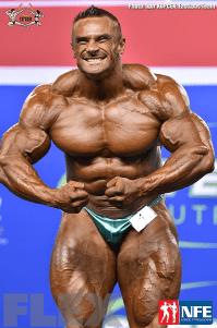 Tomas Kaspar - Open Bodybuilding - 2016 IFBB Nordic Pro