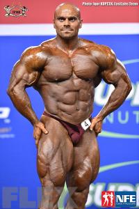 Lukas Osladil - Open Bodybuilding - 2016 IFBB Nordic Pro