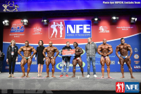 Final Comparisons & Awards - Open Bodybuilding - 2016 IFBB Nordic Pro
