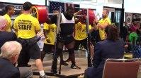 Ray Williams Sets 1,005-Pound Raw Squat Record