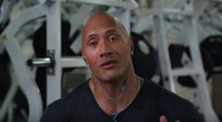 Watch The Rock Reflect on First WWE Match