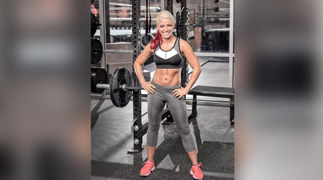 Bliss body alexa Furious WWE