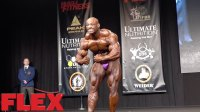 Dexter Jackson at the 2016 Olympia Europe