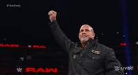 Goldberg Returns to the WWE & Accepts a Challenge from Brock Lesnar