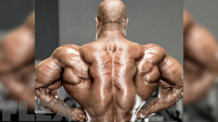 Phil Heath's Training Plan for Wide Lats