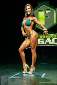 Jacquelyn Geringer - Bikini - 2016 IFBB Ferrigno Legacy Pro