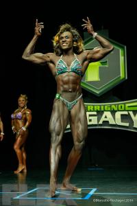 Candrea Judd Adams - Women's Physique - 2016 IFBB Ferrigno Legacy Pro