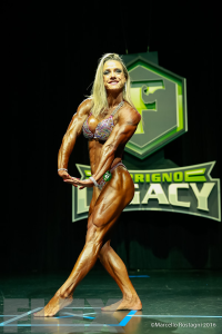 Marjorie Beck - Women's Physique - 2016 IFBB Ferrigno Legacy Pro