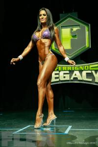 Tamara Jordan Haddad - Bikini - 2016 IFBB Ferrigno Legacy Pro