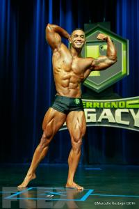 Jamie LeRoyce - Classic Physique - 2016 IFBB Ferrigno Legacy Pro