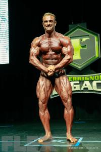 Dan Decker - Open Bodybuilding - 2016 IFBB Ferrigno Legacy Pro