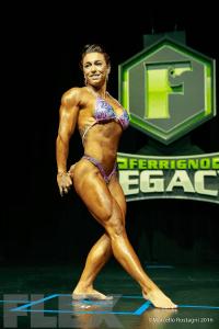Keri Ann Heitzman - Women's Physique - 2016 IFBB Ferrigno Legacy Pro