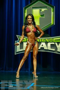 Breena Martinez - Bikini - 2016 IFBB Ferrigno Legacy Pro