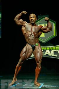 Charles Griffen - Open Bodybuilding - 2016 IFBB Ferrigno Legacy Pro