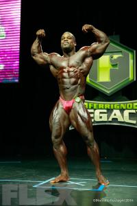 Branden Ray - Open Bodybuilding - 2016 IFBB Ferrigno Legacy Pro