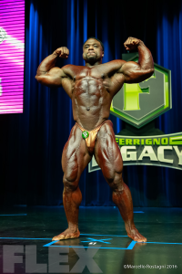 Michael Lockett - Open Bodybuilding - 2016 IFBB Ferrigno Legacy Pro