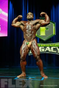 Michael Lockett - Open Bodybuilding - 2016 IFBB Ferrigno Legacy Pro