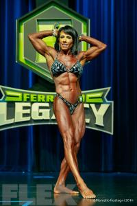 Melissa Pearo - Women's Physique - 2016 IFBB Ferrigno Legacy Pro