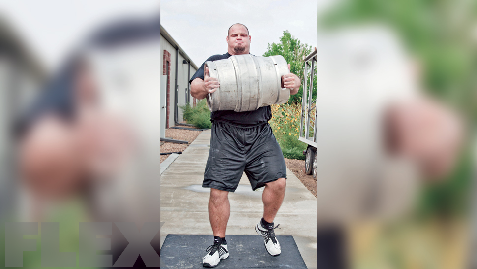 A Functional Strength Workout